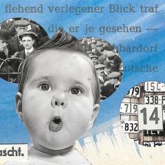 Miss Herzfrisch Hosentaschenkunst 2016 Nr. 14