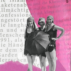 Miss Herzfrisch Hosentaschenkunst 2016 Nr. 23