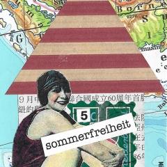 Miss Herzfrisch Hosentaschenkunst 2016 Nr. 5