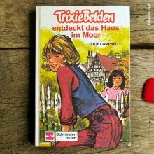 Trixie Belden entdeckt das Haus im Moor