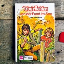 Trixie Belden und der Fund im See