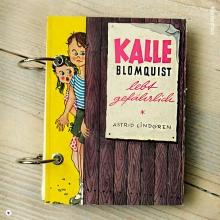 """Herzfrisch Kalender 2018 aus dem Buch """"Kalle Blomquist"""""""
