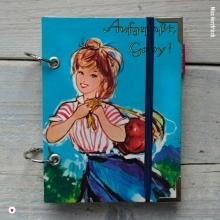 """Herzfrisch Kalender 2016 aus dem Buch """"Aufgepasst Gaby"""""""