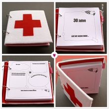 Gästebuch Rotes Kreuz