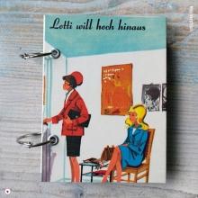 """Herzfrisch Kalender 2018 aus dem Buch """"Lotti will hoch hinaus"""""""