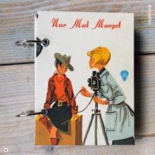 """Herzfrisch Kalender 2018 aus dem Buch """"Nur Mut Margot"""""""