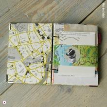 London Reisetagebuch Wunschlandbummler Innenseiten