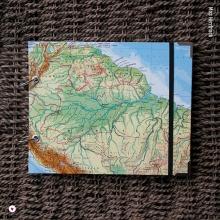 Miss Herzfrischs Wunschlandbummler Reisetagebuch AlbumBrasilien