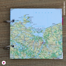 Miss Herzfrischs Wunschlandbummler Reisetagebuch stsee
