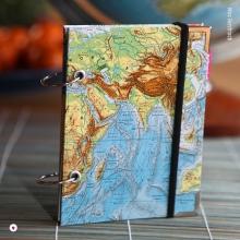 Miss Herzfrischs Wunschlandbummler Reisetagebuch Europakarte