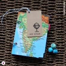 Miss Herzfrischs Wunschlandbummler Reisetagebuch Indien