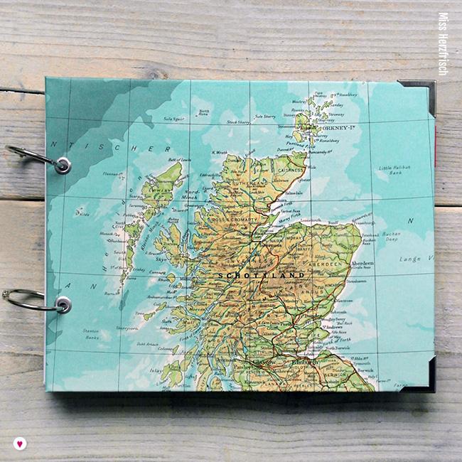 Schottland  Reisetagebuch Wunschlandbummler