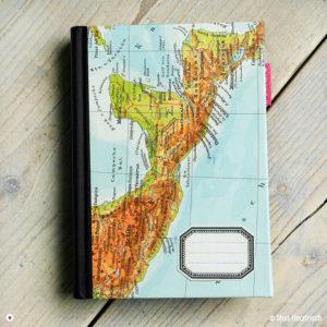 Herzfrisch Wunschlandbummler Diary Reisetagebuch Mexiko
