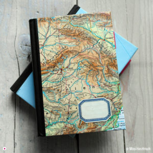 Herzfrisch Wunschlandbummler Diary Reisetagebuch Spanien