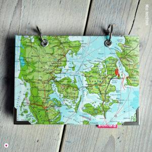 Miss Herzfrisch Wunschlandbummler Reisetagebuch Dänemark