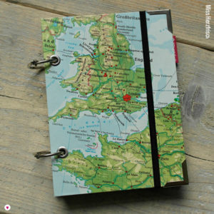 Miss Herzfrisch Wunschlandbummler Reisetagebuch Großbritannien