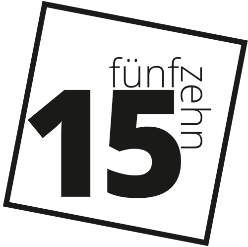 15fünfzehn Collagen Logo