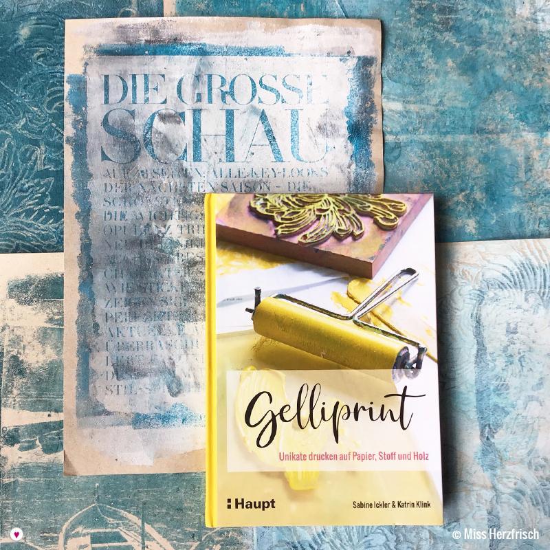 Herzfrisch Buchparty - Buchcover