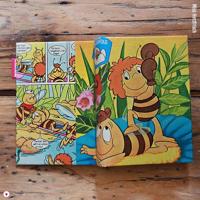 Miss Herzfrischs Biene Maja Geheimnishüter