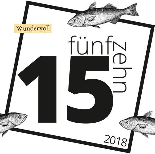 15fünfzehn Sammlung für September 2018