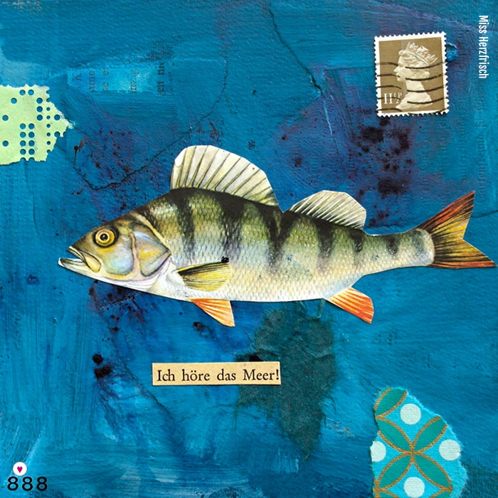 Träumen vom Meer - die 15fünfzehn Sommerpost von Miss Herzfrisch