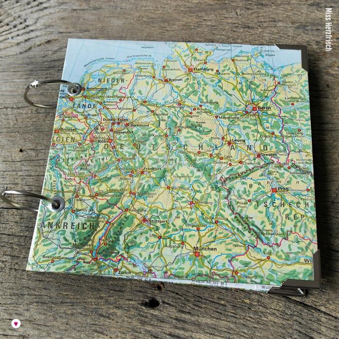 Miss Herzfrischs Wunschlandbummler Norddeutschland Reisealbum