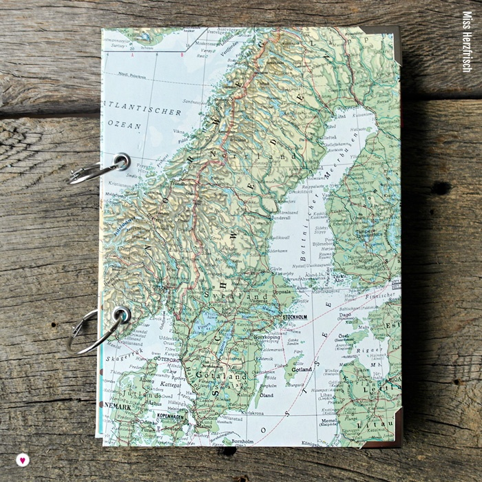 Miss Herzfrischs Wunschlandbummler Schweden Reisetagebuch