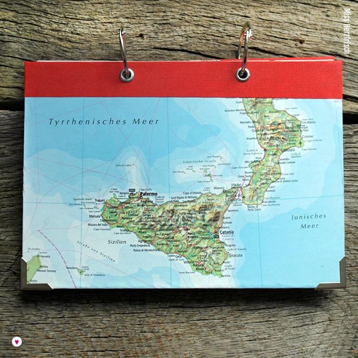 Miss Herzfrischs Wunschlandbummler Sizilien Reisetagebuch