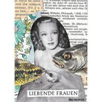 Miss Herzfrischs Hosentaschenkunstcollage Liebende Frauen