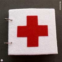 Miss Herzfrischs Geschichtenerzaehler Gästebuch Rotes Kreuz