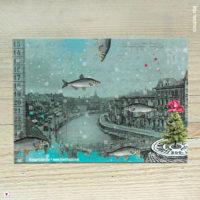 Miss Herzfrischs Weihnachtsgrüße aus Wuppertal