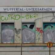 Projekt Stadtentdecker Wuppertal: verwittert – der Bahnhof Unterbarmen