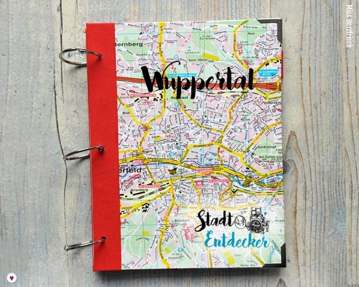 Miss Herzfrischs Projekt 2018 Stadtentdecker Wuppertal Reisetagebuch