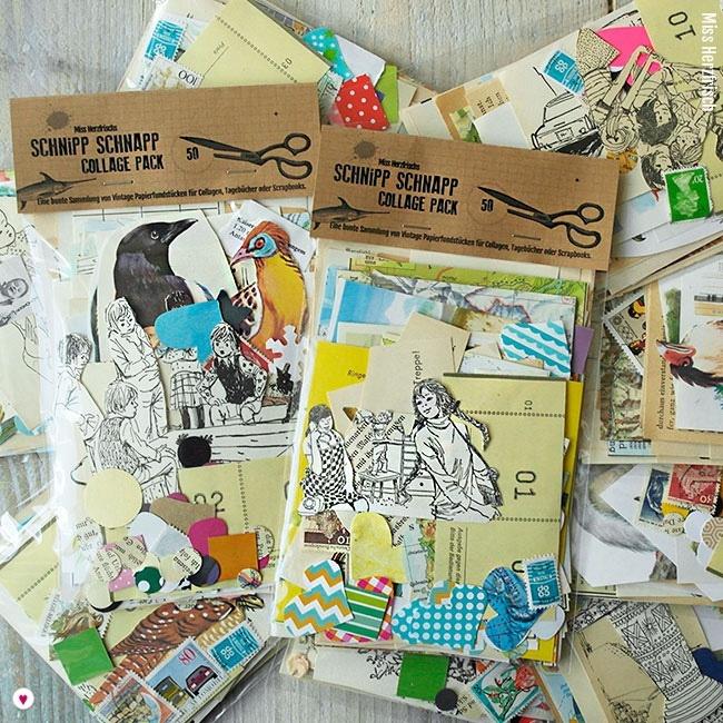 Miss Herzfrischs Schnipp Schnapp Paper Packs