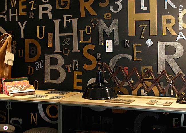 Miss Herzfrischs Typosophie Tuesday Inspirations 69m2 Buchstaben