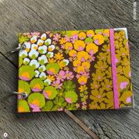 Miss Herzfrischs Blumenwiese Vergissmeinnicht Notizbuch
