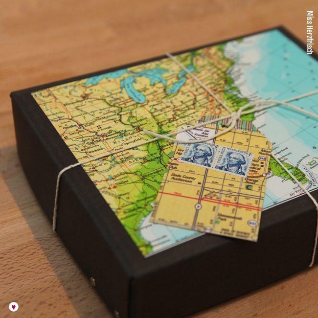 Miss Herzfrischs Wunschland Reisebox