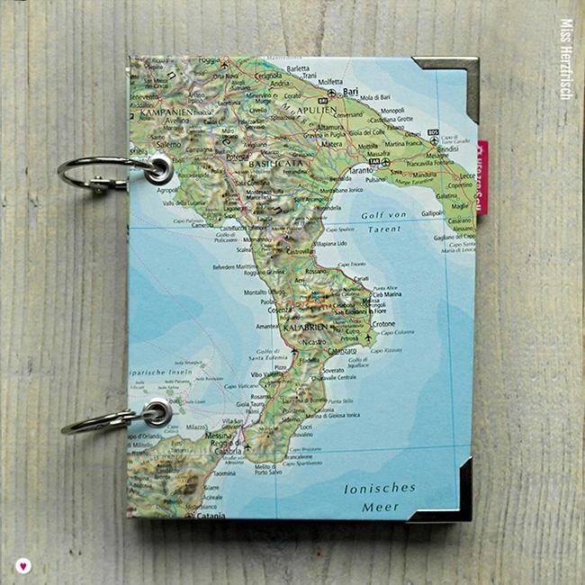 Miss Herzfrischs Wunschlandbummler Reisetagebuch Italien