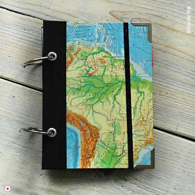 Miss Herzfrischs Wunschlandbummler Reisetagebuch Südamerika