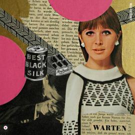 Miss Herzfrischs Warten ... 15fünfzehn Collage * love