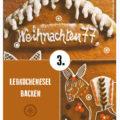 Miss Herzfrischs Adventskalender 3. Türchen - Lebkuchenesel backen