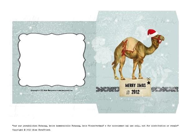 Miss Herzfrischs Adventskalender 2. Türchen - CD Cover