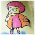 Miss Herzfrischs Berlin Streetart - Kunst in der Stadt Little Lucy