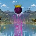 Miss Herzfrischs Drawing Challenge Collage crown – krone