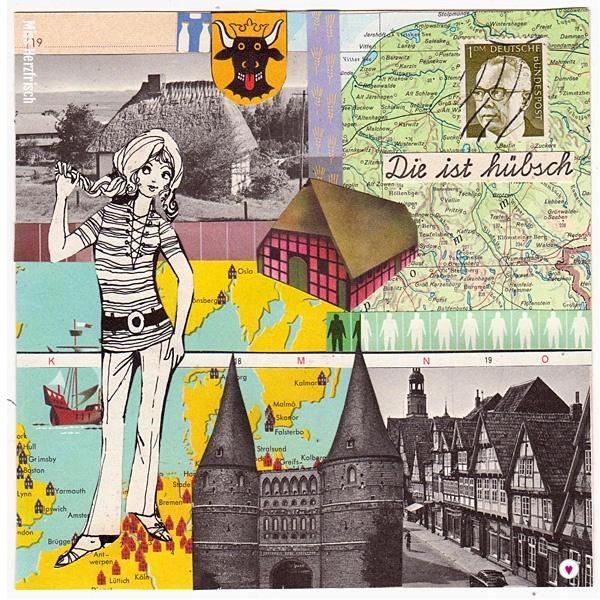 Miss Herzfrischs Fereienmusterreise Deutschland - Reisen