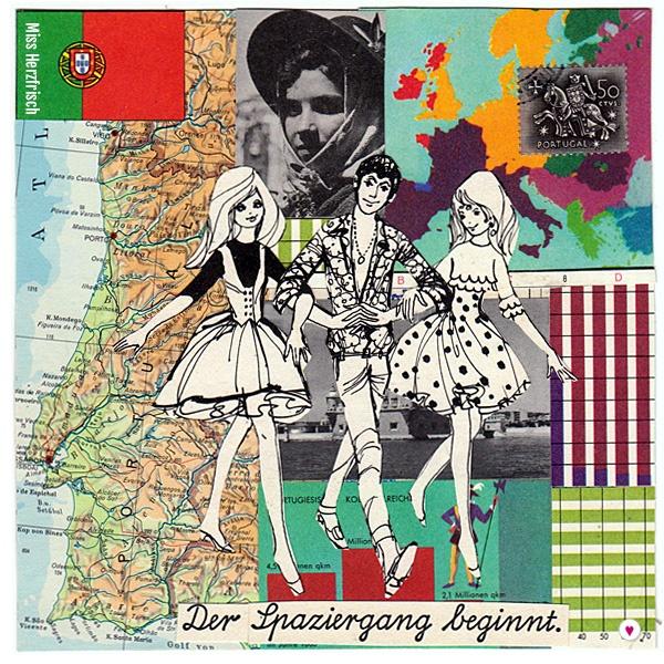 Miss Herzfrischs Fereienmusterreise Portugal