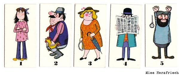 Spiel 1975 - Haltet den Dieb / Stop, Thief