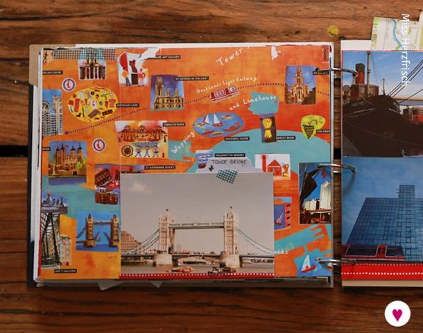 Miss Herzfrischs London Reisetagebuch Docklands