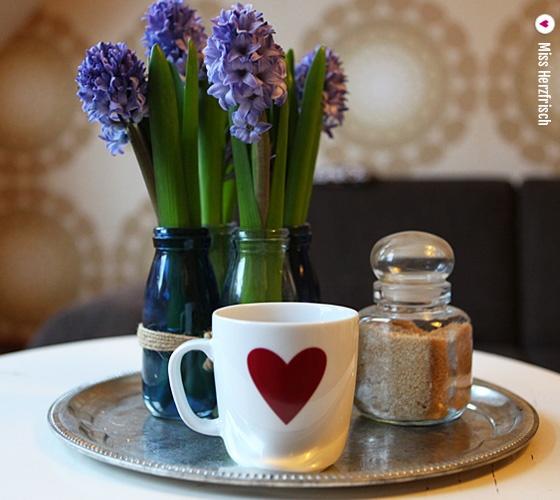 Miss Herzfrischs Samstagskaffee - es ist was es ist...