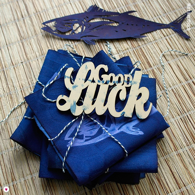 Miss Herzfrischs Sommerpost 2017 Glücksfisch - Good luck